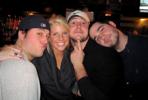 The One Where Some Vindictive Lady Sends Us Pictures Of Matthew Stafford Making Out With His Girlfriend