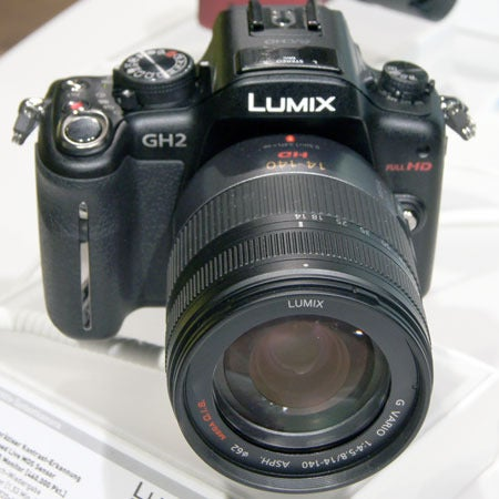 Panasonic Lumix DMC-GH2 Impressions: Evolution, Not Revolution