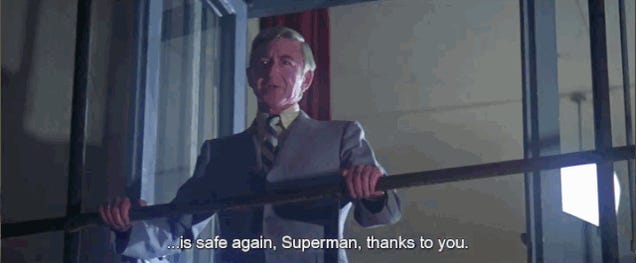 12 Weirdest Moments From Superman: The Movie