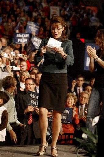 Mailbox Hall Of Shame: Sarah Palin Edition