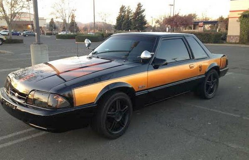 For $6,000, Is This Mustang A San Francisco Treat?