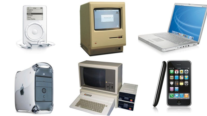 Apple's Most Amazing Products Under Steve Jobs
