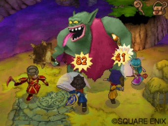 Dragon Quest IX Is Gonna Be Hard, Yo