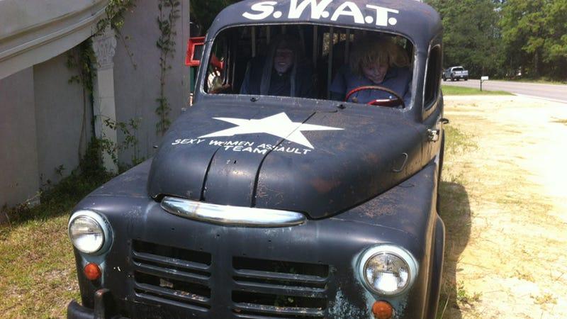 Automotive Weirdness From Rural Eastern North Carolina