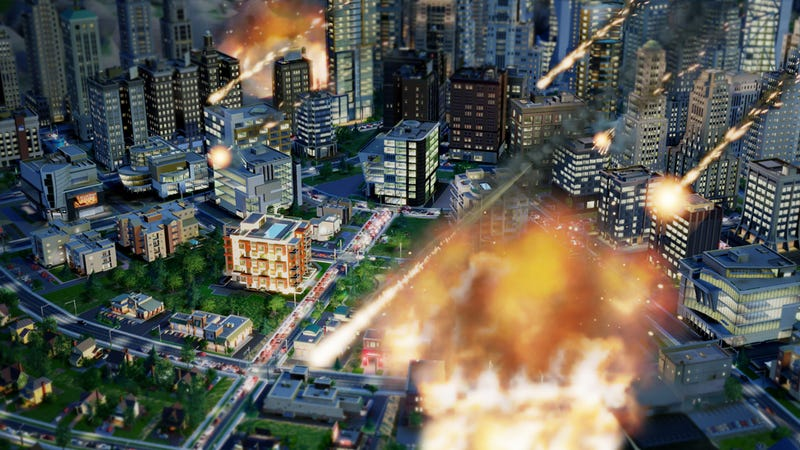 If You're Still Mad About SimCity, At Least You Can Sign This Petition