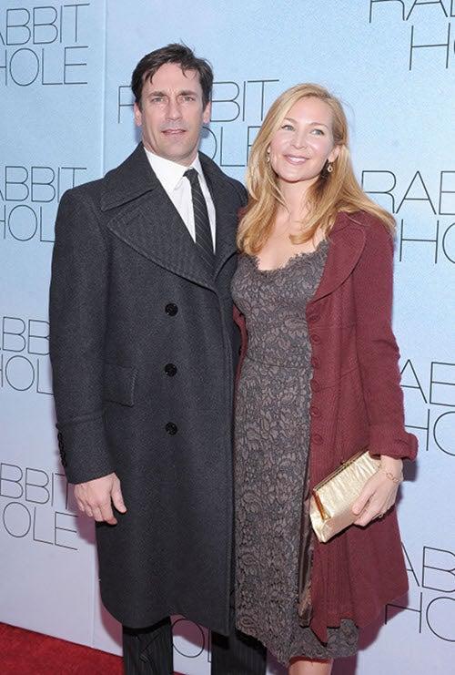 Jon Hamm, Nicole Kidman Go Down The Rabbit Hole