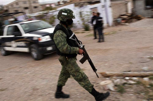 85 Inmates Escape from Notorious Mexican Prison Along Border