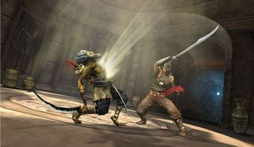 The Wii's Prince of Persia: The Forgotten Sands Is Not a Ported Prince