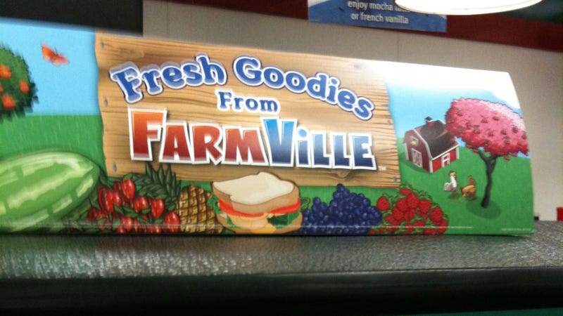 The Farmville IPO