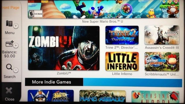 The Wii U eShop Is Live and Stuffed With Games