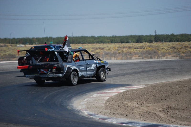 Buttonwillow Histrionics 24 Hours Of LeMons 2009 Uber Gallery Part 3