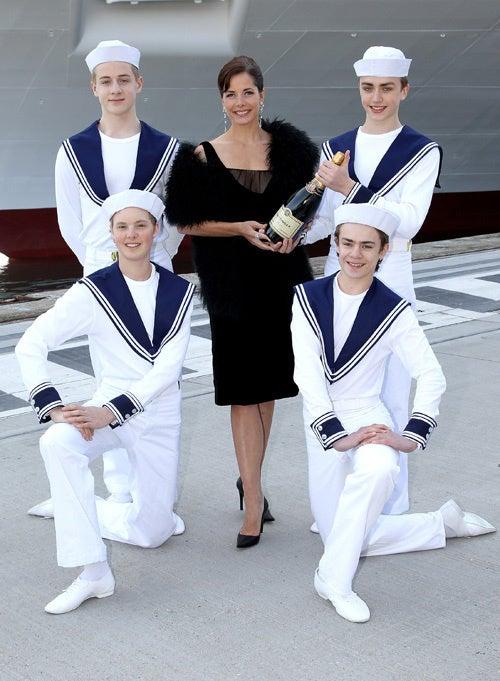 Boys Ahoy!