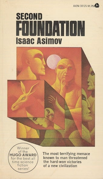 Mind games and mysteries abound in Isaac Asimov's Second Foundation