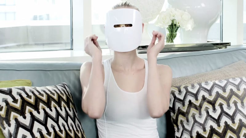 This Horrifying Mask Promises to Make You More Beautiful