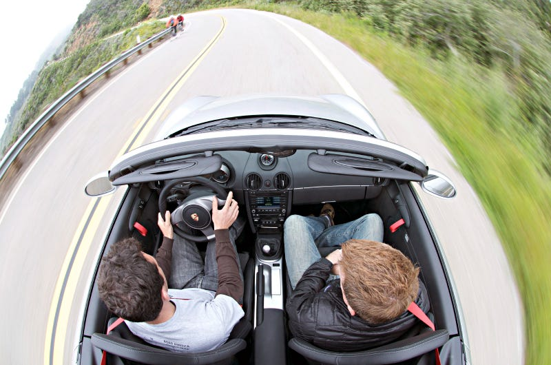 2011 Porsche Boxster Spyder: First Drive