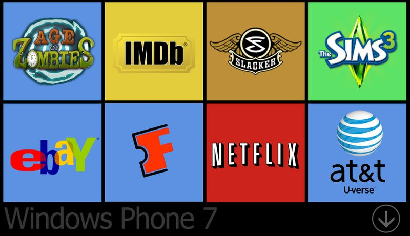 The Essential Windows Phone 7 Launch Apps