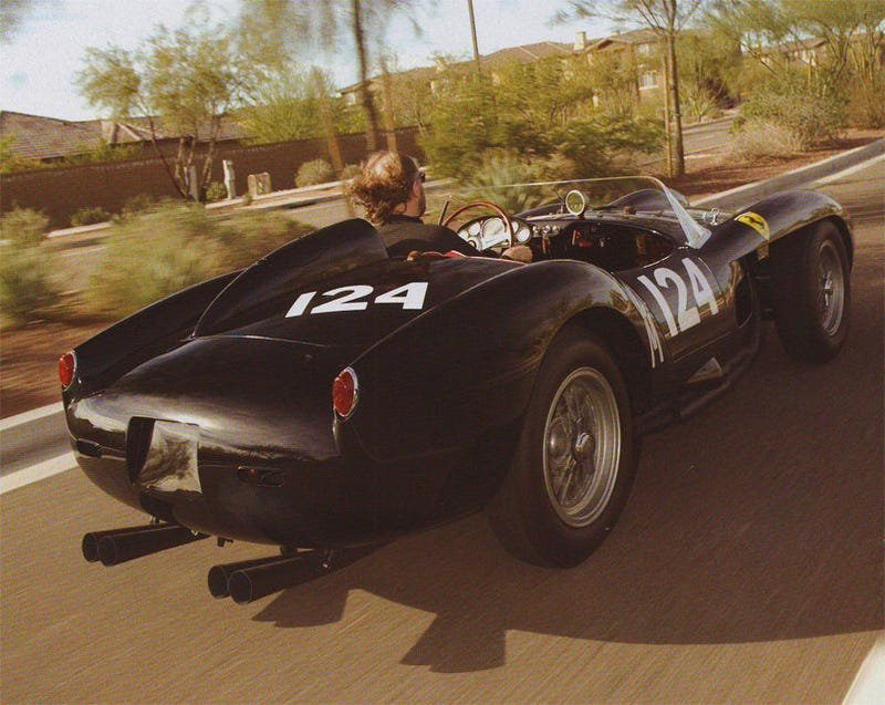 Octane Drives $12 Million Ferrari 250 TR