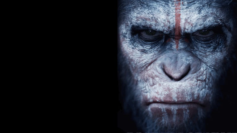 Some Dawn of the Planet of the Apes Scenes Were Directed Over Skype