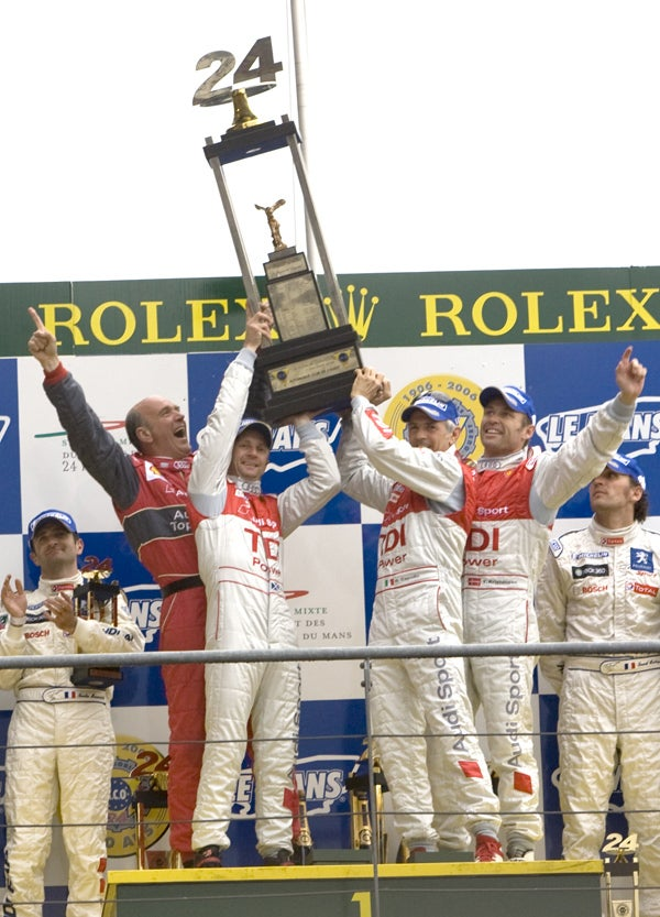 Audi Pulls Out Of 2009 American Le Mans Series