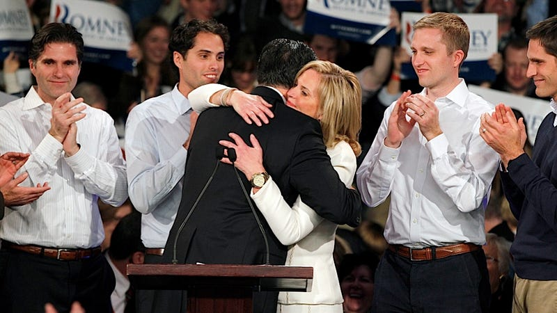 Ben Romney Insists that His Mom Did Too Work Raising Five Little Romneys All on Her Own