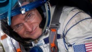 Este astronauta volverá a la Tierra más viejo y a la vez más joven