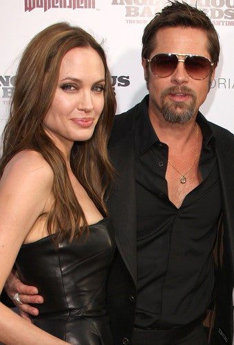 Angelina & Brad Sue Tabloid For Libel