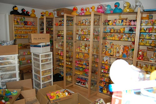 10 Of Your Most Obsessively Nerdy Collections