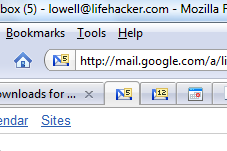 Gmail FavIcon Alerts Adds Exact Unread Message Counts