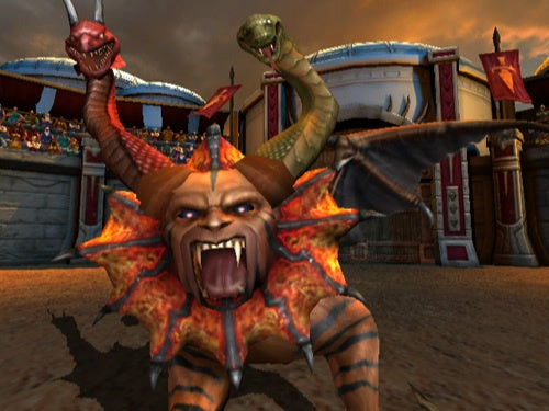Rage Of The Gladiator Is The First MotionPlus WiiWare Game