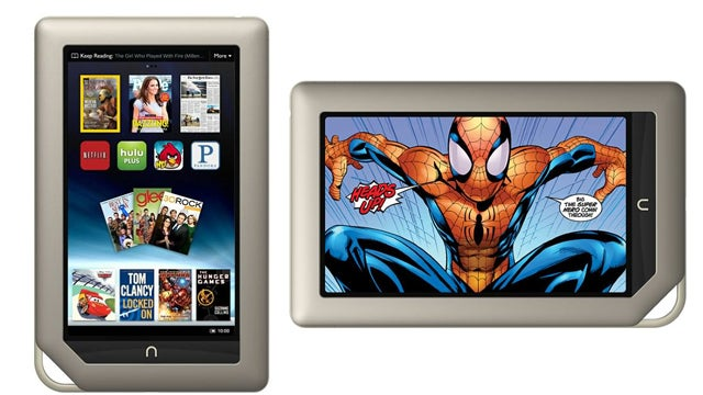 New 8 GB Nook Brings $199 Price, Same Basic Features as the 16 GB Model