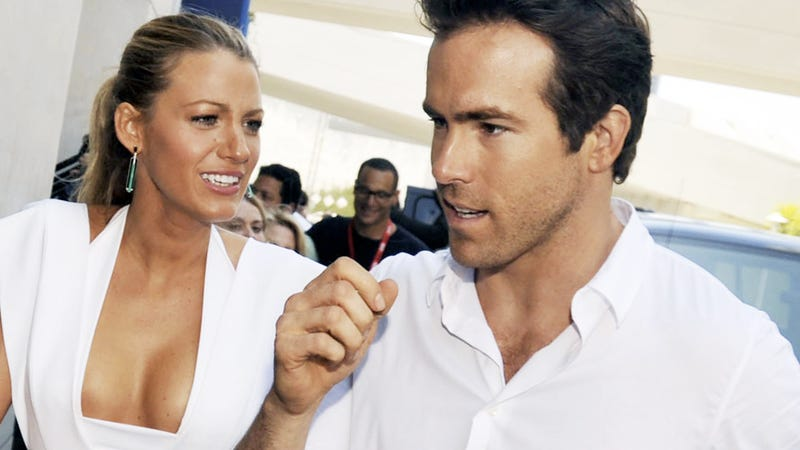 Blake Lively and Ryan Reynolds Are Having the Most Boring Love Affair Ever
