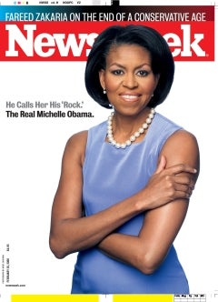 "How Many Ways Can Journalists Call Michelle Obama ""Sarcastic""?"