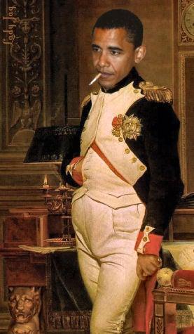 Conservative Pundits Have a Napoleon Complex