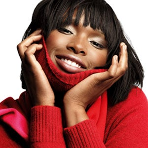 Jennifer Hudson Smiles… In Gap Ads