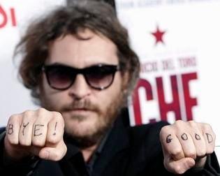 Didn't We Call Bullshit On Joaquin Phoenix Already?