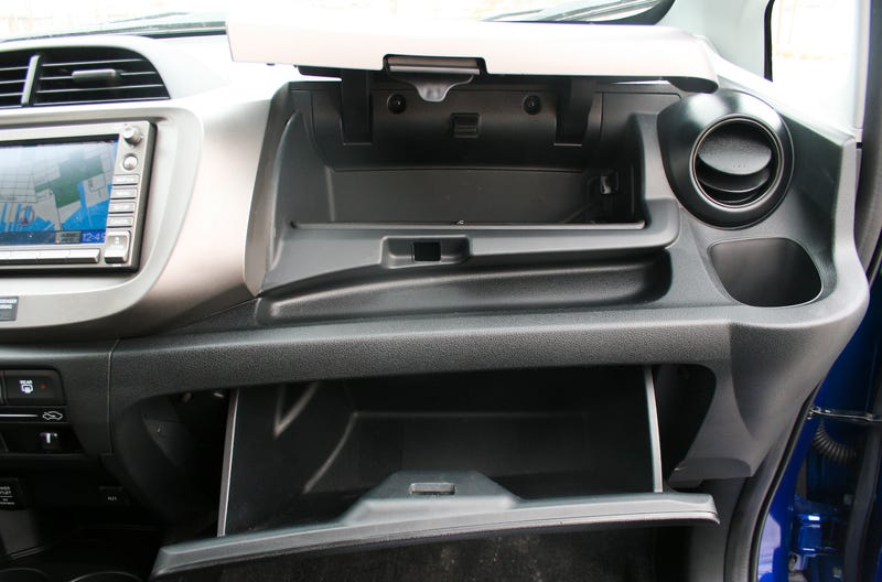2009 Honda Fit Sport, Part Three