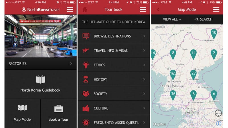 This Travel App Is the Closest You'll Ever Get to North Korea