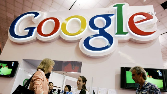Senator Calls for 'Vigorous' Oversight of Google
