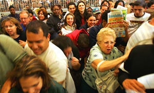 Economy's Failings Could Result In The Craziest Black Friday Yet