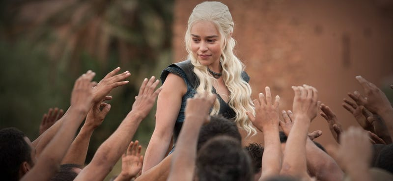 Daenerys' whole storyline on Game of Thrones is messed up