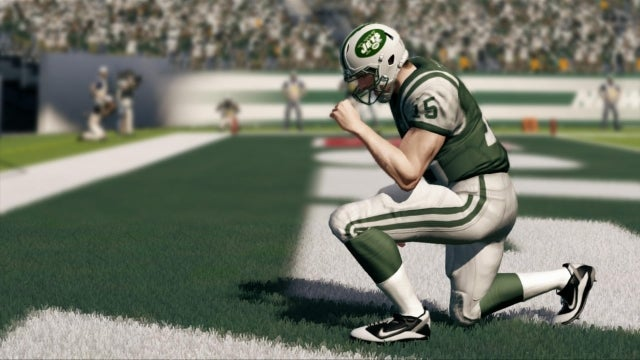 Here's Tebow Tebowing—and Victor Cruz Salsa Dancing—in Madden NFL 13