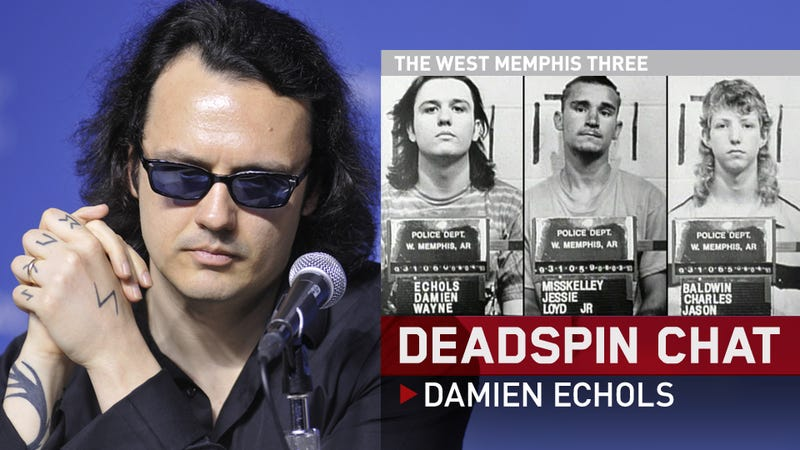 Damien Echols Of The West Memphis Three Is Here To Answer Your Questions