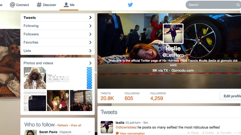 Twitter Just Completely Changed Its Layout