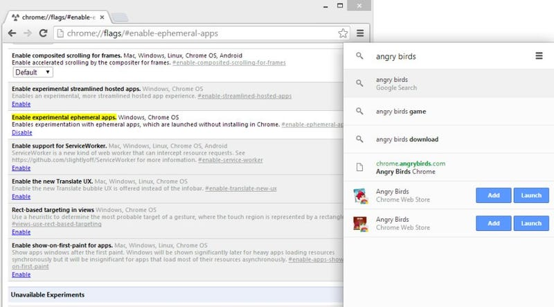 Try Chrome Apps Without Installing Them in Chrome Beta
