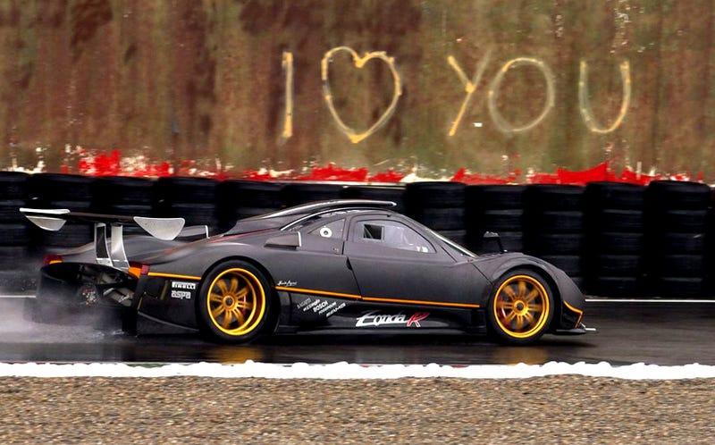 Pagani Zonda R Shatters Ferrari Nürburgring Record