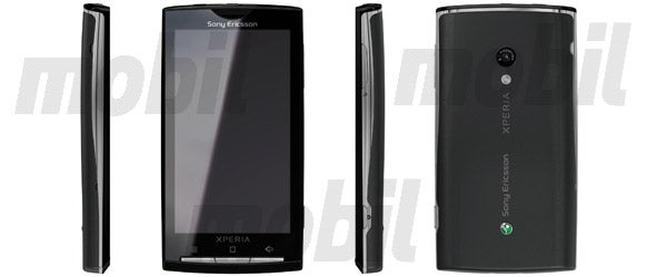 Is Sony Ericsson's Rachael Their First Android Handset?