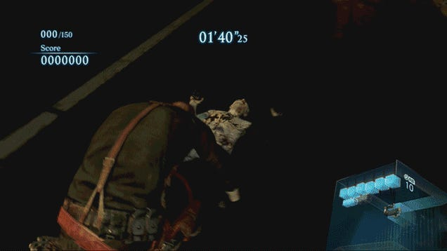 Here Are 19 Ways to Destroy the Undead in Resident Evil 6