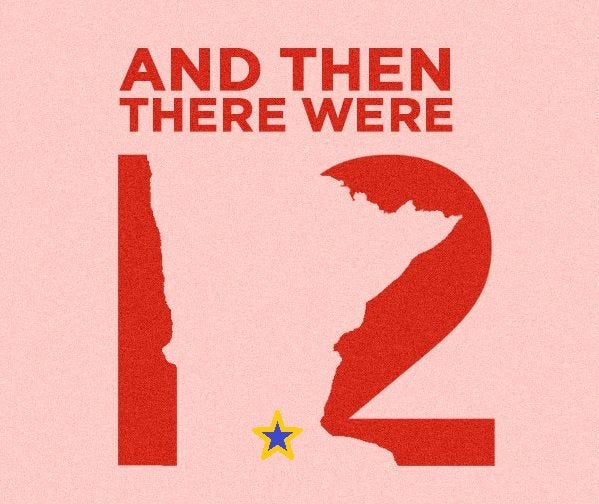 Minnesota will be the 12th state to legalize marriage equality!