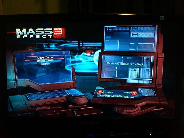 Mass Effect 3 Beta Leaks On Xbox Live
