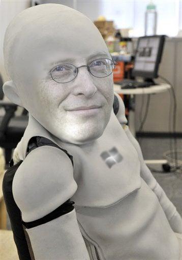 Bionic Humans Gallery